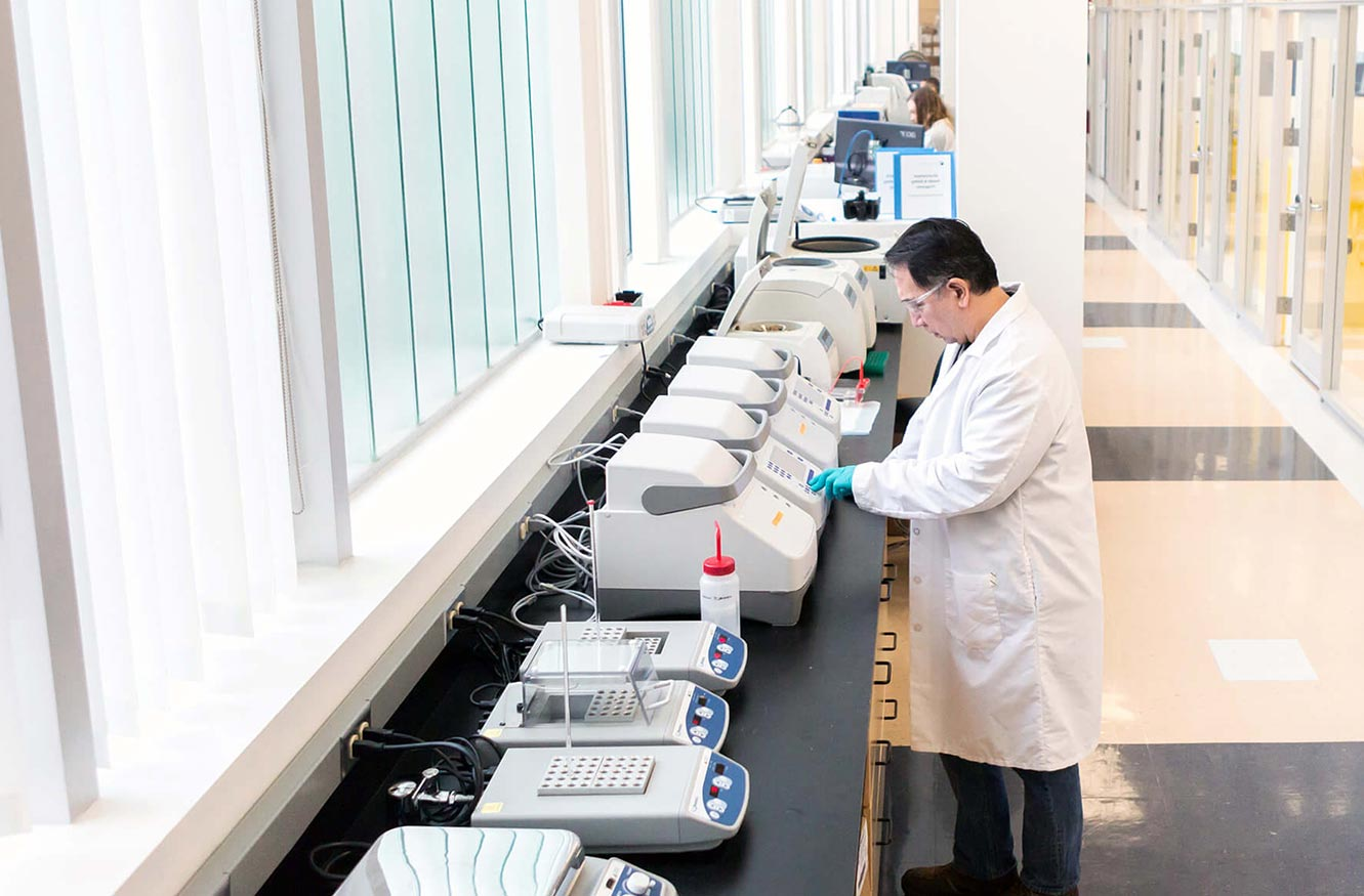 SmartLabs enables research scientists with on-demand, pharma-grade research environments